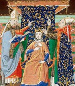 Henry_II coronation
