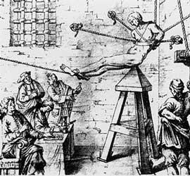 Torture - Judas Cradle